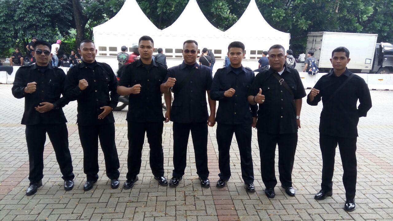 Pengamanan Konser